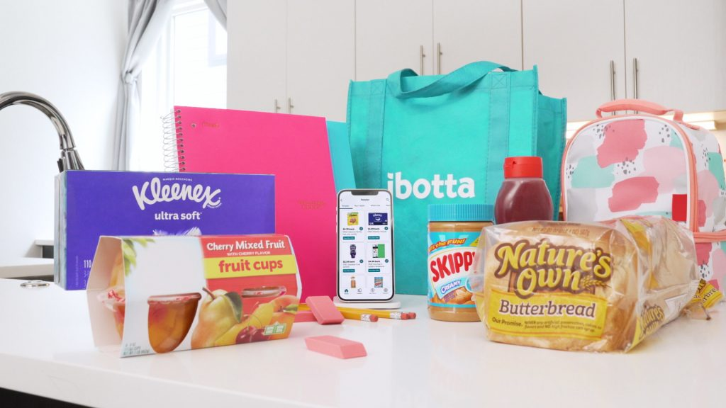 Brands partner with ibotta to provide free school supplies for kids across the United States
